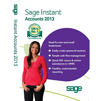 Sage Instant Accounts